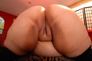 Amateur Big Booty BBW Butt Slut
